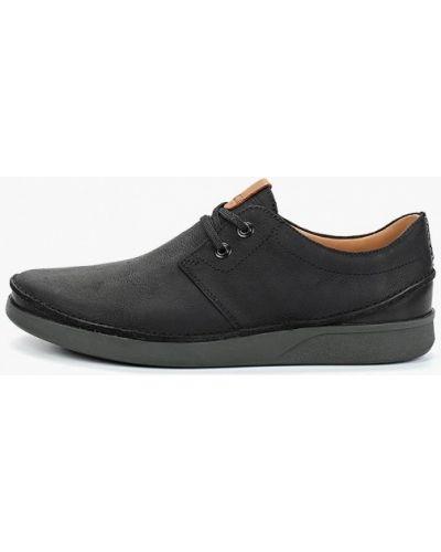 Туфли черный 2019 Clarks