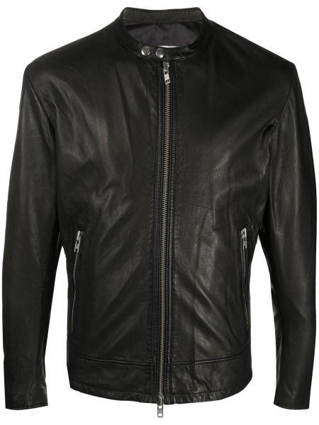 Черная куртка с манжетами на молнии с карманами S.w.o.r.d 6.6.44