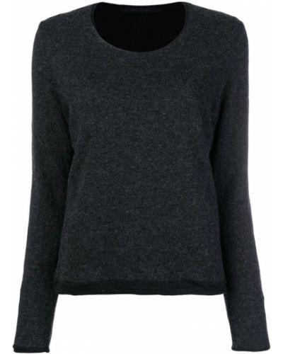 Черный свитер Elsa Esturgie