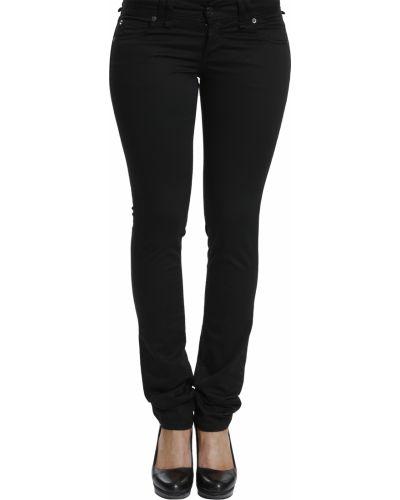 Черные джинсы John Galliano