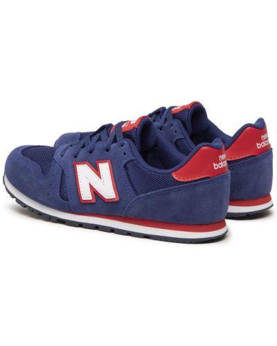 Sneakersy granatowe New Balance