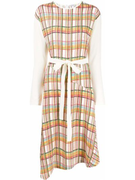 Платье макси с завышенной талией платье-майка Loewe