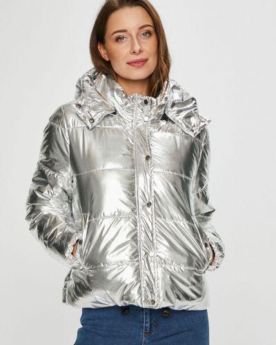 Куртка с капюшоном с карманами утепленная Broadway