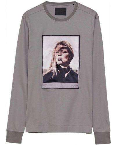 Szary t-shirt Limitato