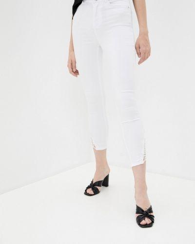 Белые джинсы-скинни узкого кроя Lc Waikiki