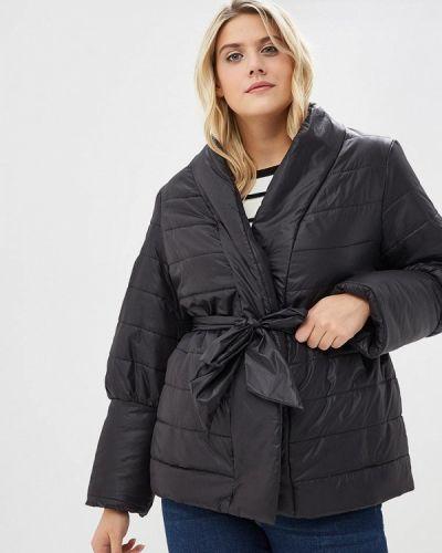 Утепленная куртка - черная Sonett