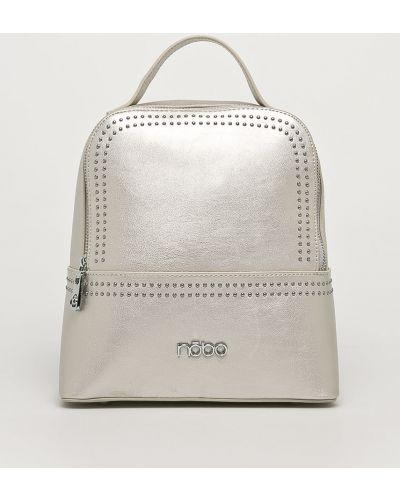 Кожаный рюкзак с отделениями универсальный Nobo