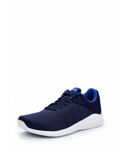Синие кроссовки 2019 Asics