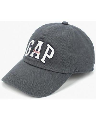 Серая бейсболка Gap