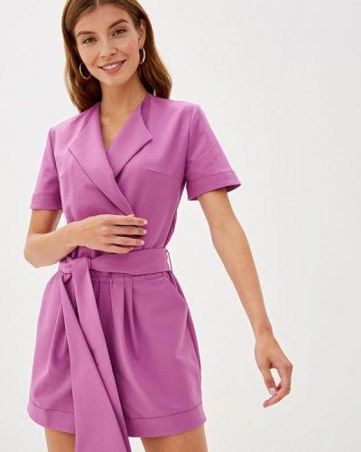 Комбинезон с шортами фиолетовый Toryz