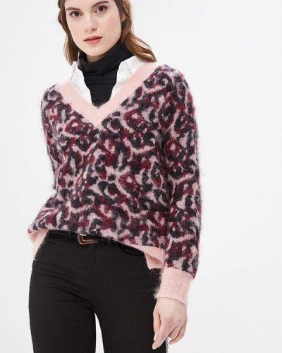 Пуловер - розовый Karen Millen