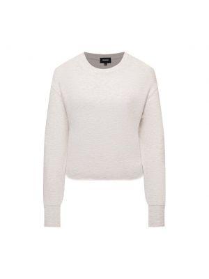 Трикотажный пуловер - бежевый Monrow