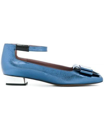 Балетки синий Rayne