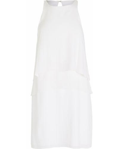 Sukienka mini z jedwabiu Tibi