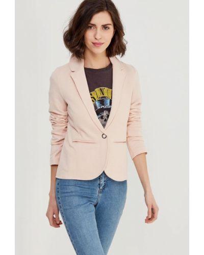 Розовый пиджак Only
