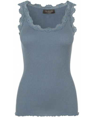 Niebieska koszulka Rosemunde