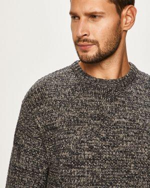 Sweter z wzorem wełniany Produkt By Jack & Jones