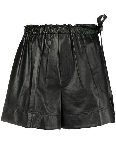 Черные шорты Helmut Lang