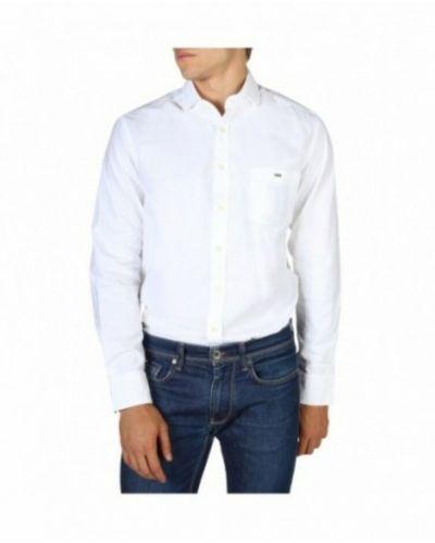 Biała koszula Hackett