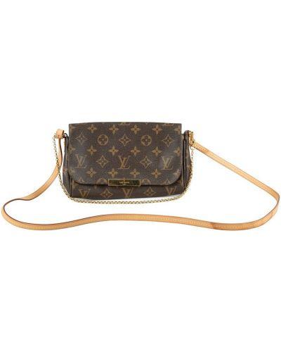 Brązowa torebka vintage Louis Vuitton Vintage