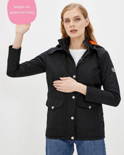 Утепленная куртка - черная Felix Hardy