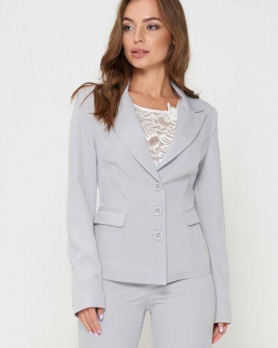 Пиджак серый Sellin