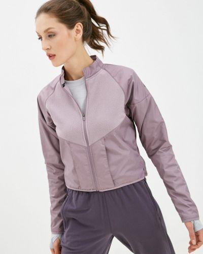 Розовая куртка Nike