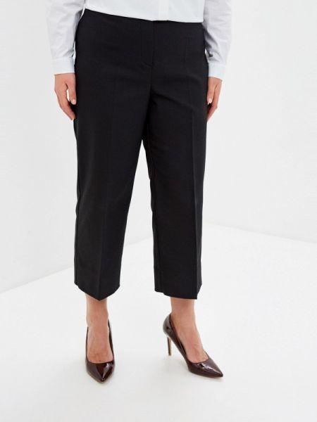 Классические брюки черные весенний Rosa Thea