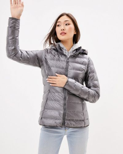 Утепленная куртка - серая Macleria