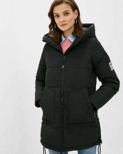 Теплая черная куртка Vero Moda
