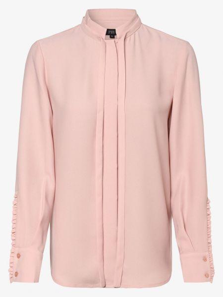 Beżowa bluzka elegancka Ipuri