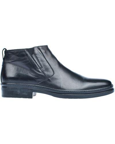 Ботинки осенние кожаные Giampiero Nicola