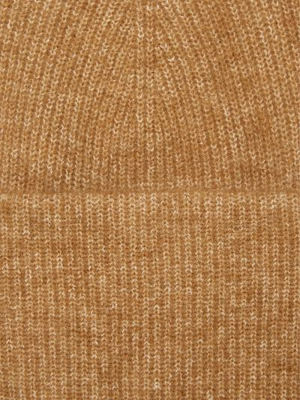 Шапка из альпаки - коричневая Marc O'polo Denim