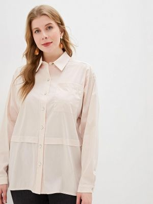 Блузка бежевый Olsi