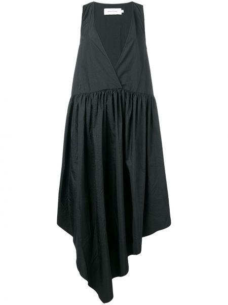 Платье оверсайз с V-образным вырезом Marques'almeida