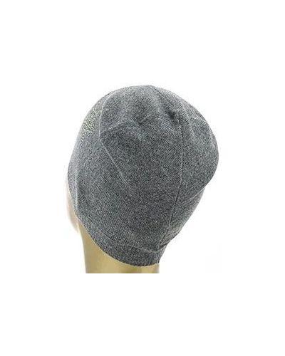Серая шапка Max & Moi