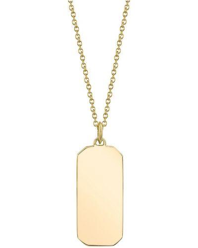 Złoty charms - żółty Lizzie Mandler Fine Jewelry