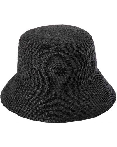 Czarna bucket hat Lack Of Color
