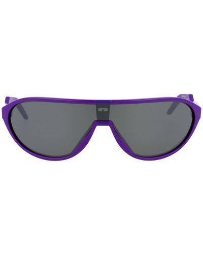 Okulary - fioletowe Oakley
