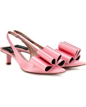 Туфли-лодочки Marc Jacobs