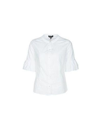 Белая блузка двойка Luisa Spagnoli