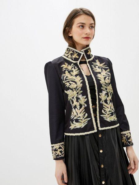 Пиджак - черный Marissimo