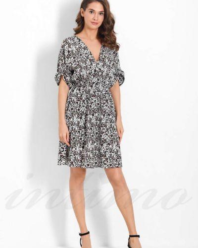 Шифоновое платье мини Anabel Arto