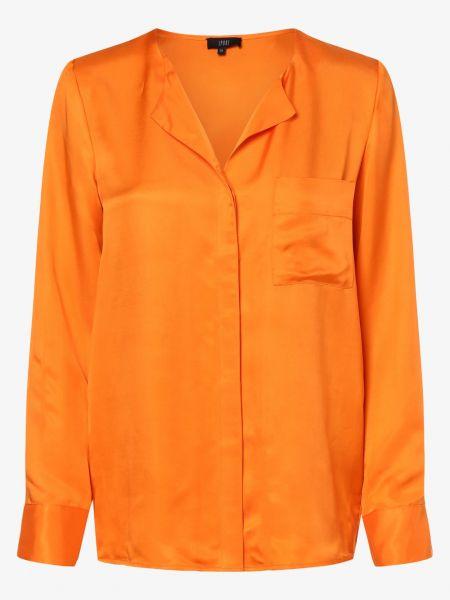 Pomarańczowa bluzka do pracy Ipuri