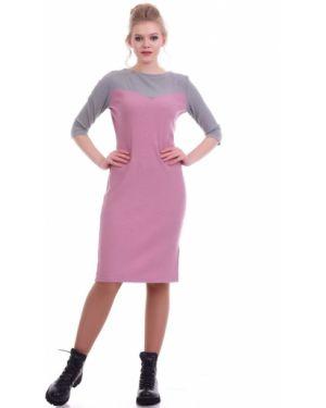Платье платье-сарафан с разрезом Lautus