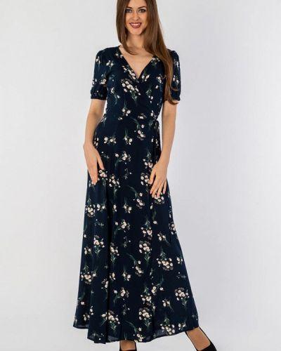 Платье макси - синее S&a Style