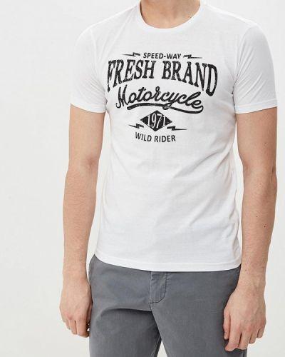 Футболка - белая Fresh Brand
