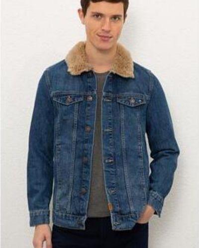 Джинсовая куртка - синяя U.s. Polo Assn.