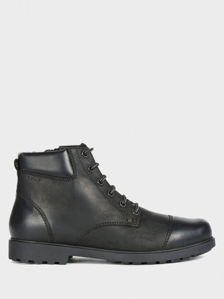 Повседневные ботинки - черные Geox