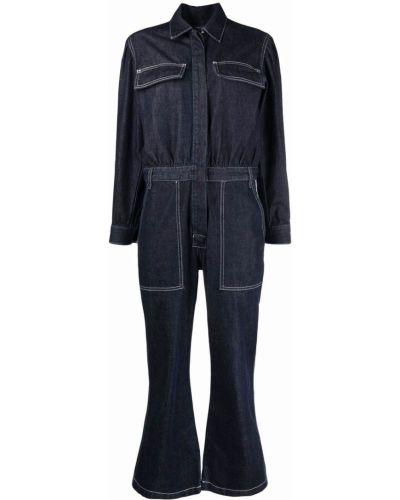 Кроп-топ с длинными рукавами - синий Levi's®  Made & Crafted™